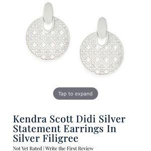 NWT Kendra Scott Earrings